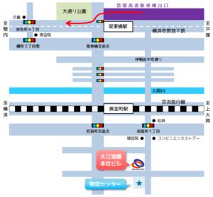 富士テクノセンターMAP