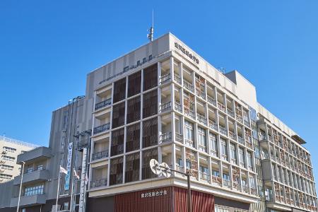 横浜市立金沢区総合庁舎