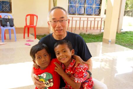 スクールエイドジャパンーカンボジアの学校
