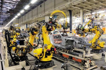 工場自動化システム
