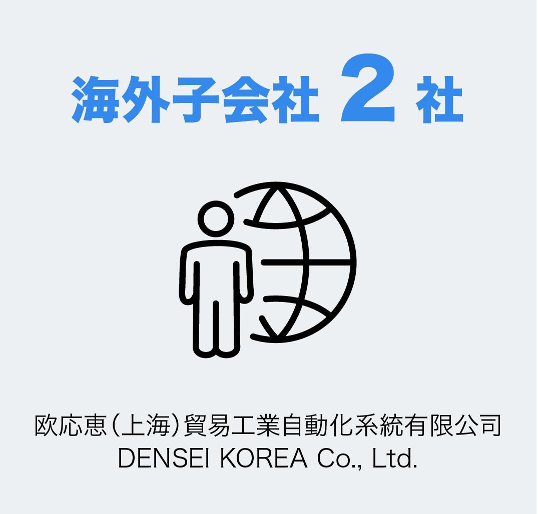海外子会社2社